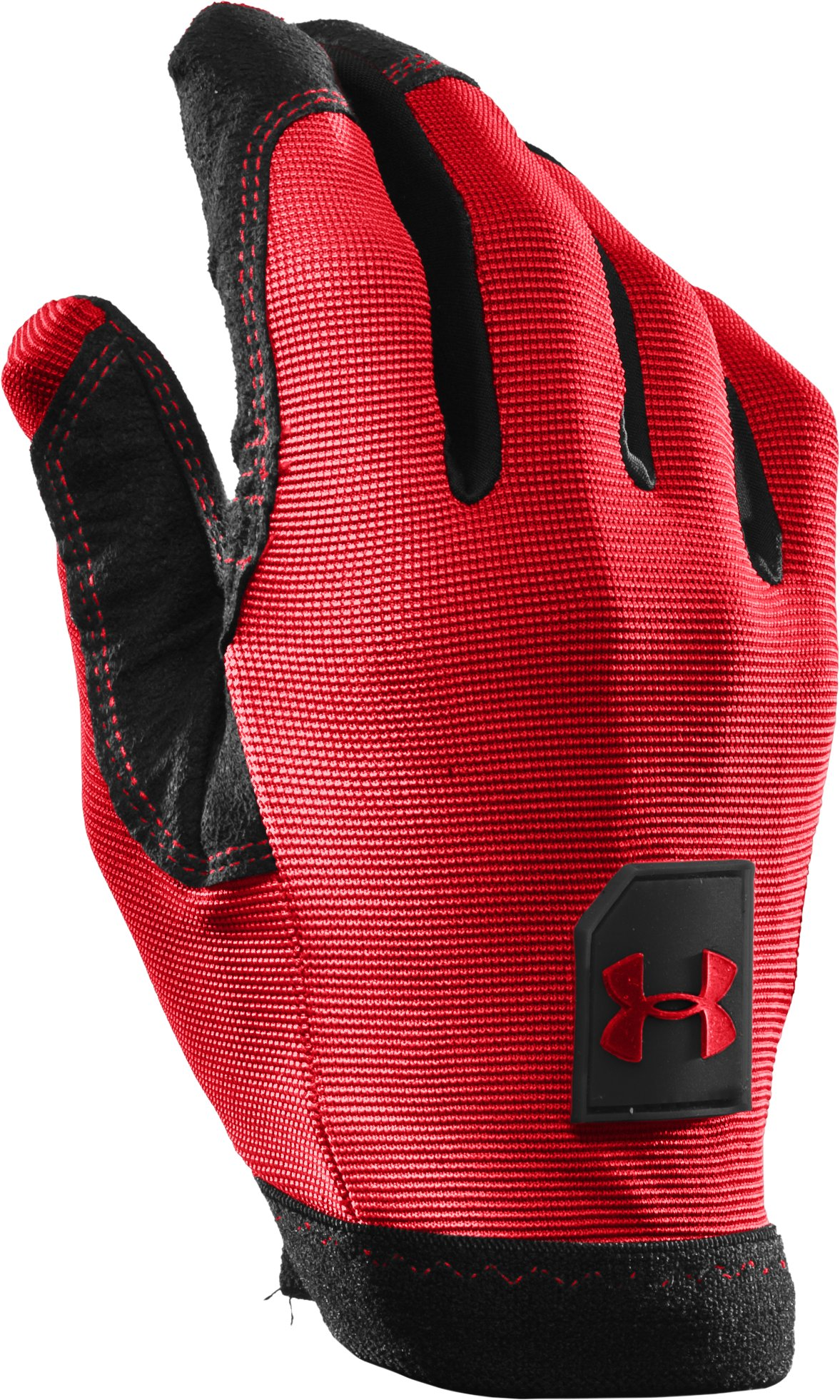 Men's Utility Gloves, University Red