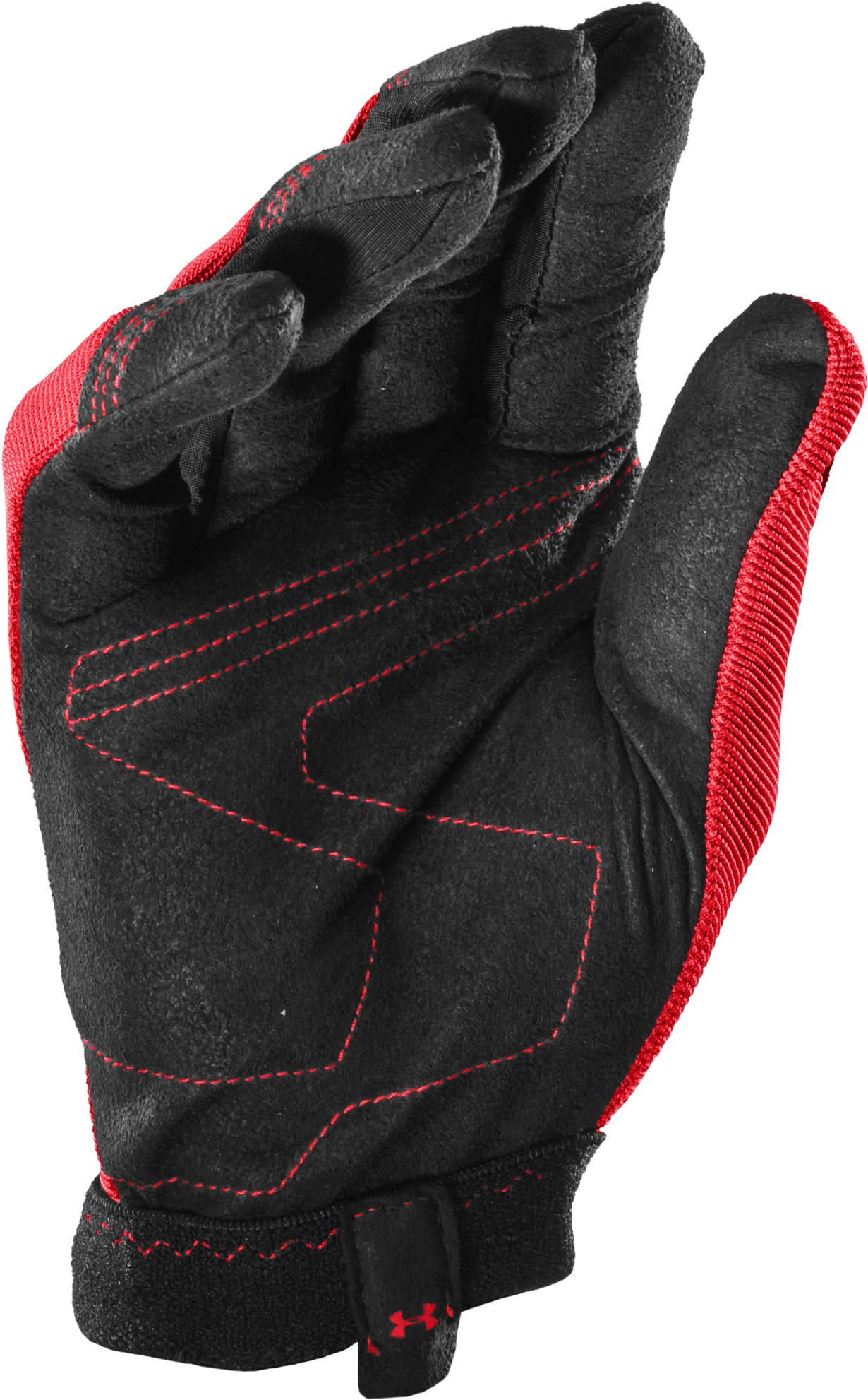 Men's Utility Gloves, University Red, undefined
