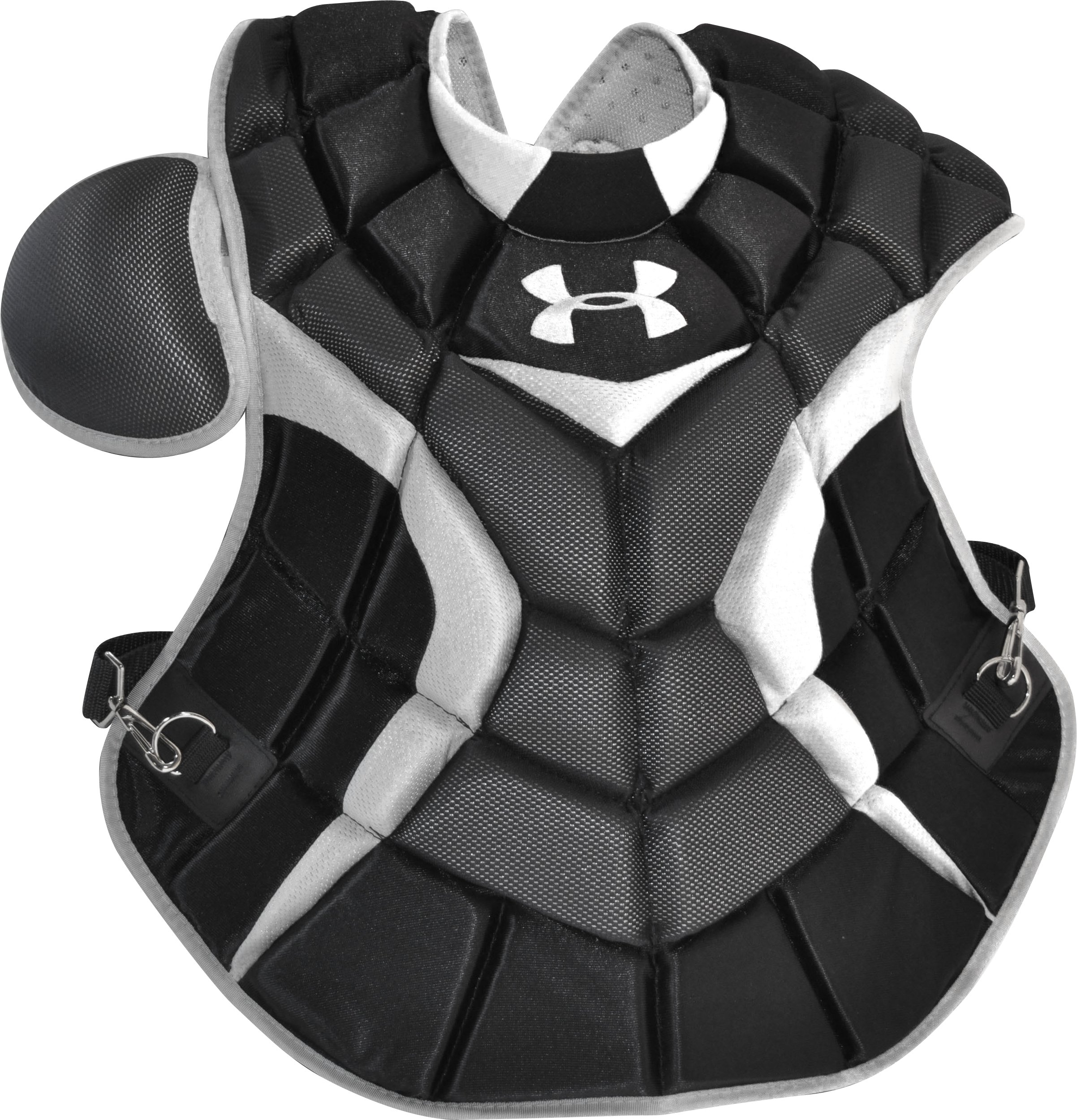 Men's Pro Catcher's Chest Protector, Black