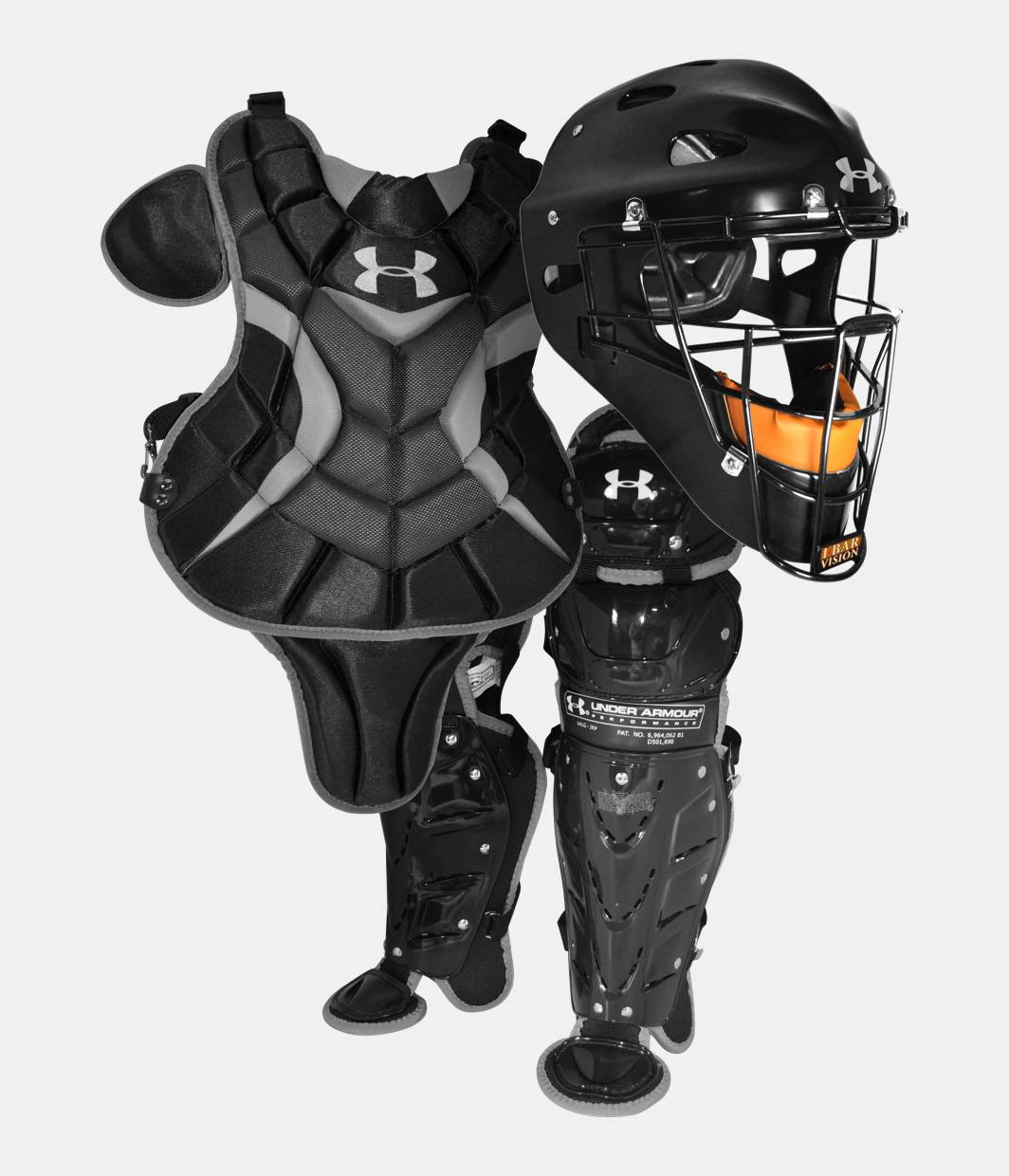 Baseball catchers gear baseball catchers gear set - Youth Catcher S Gear Kit Ages 7 9 Black Zoomed Image