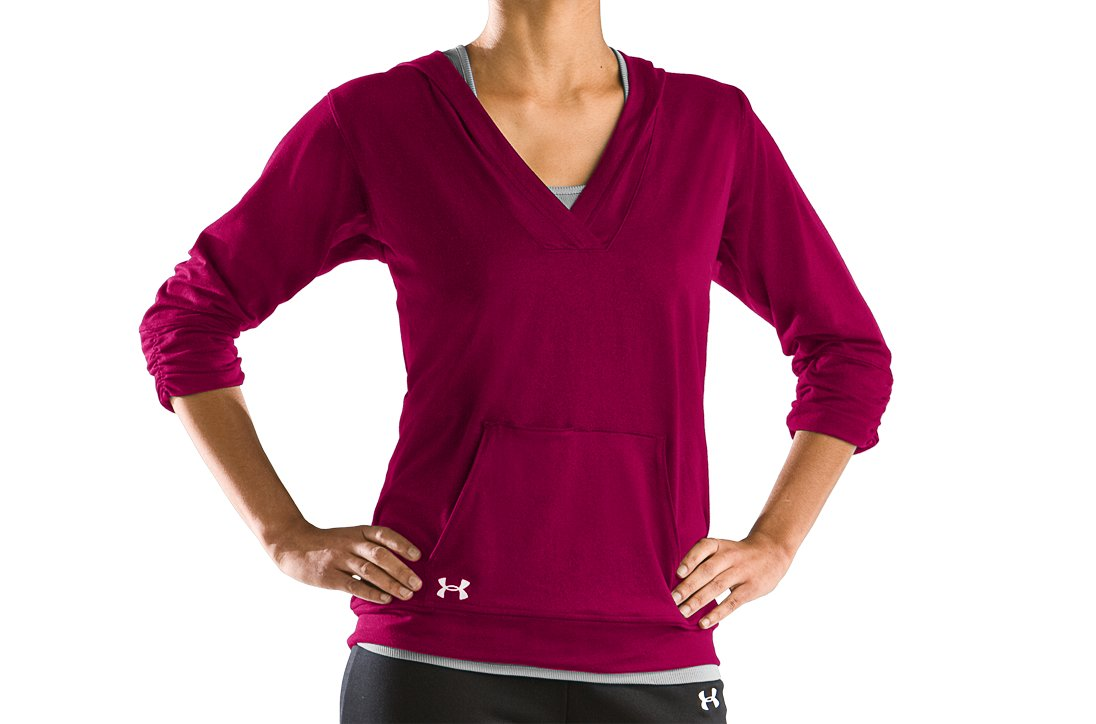 Women's Team Girl Season Opener Hoodie, Elderberry