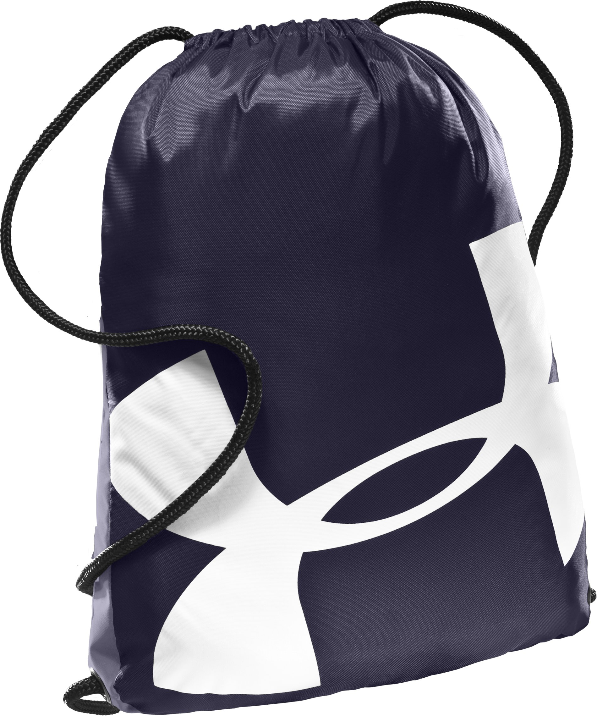 UA Dauntless Sackpack, Midnight Navy, zoomed image