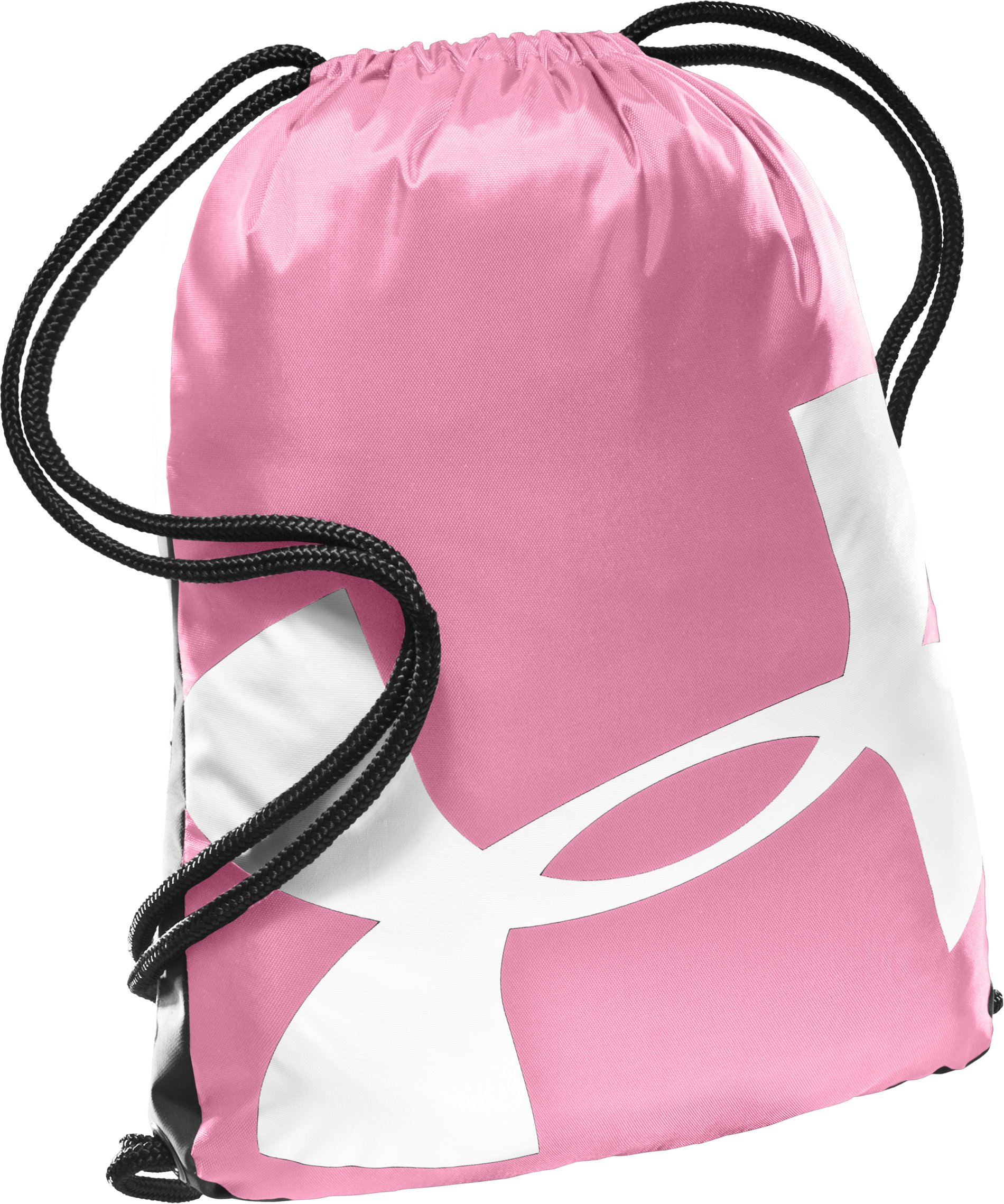 UA Dauntless Sackpack, True Pink, zoomed image