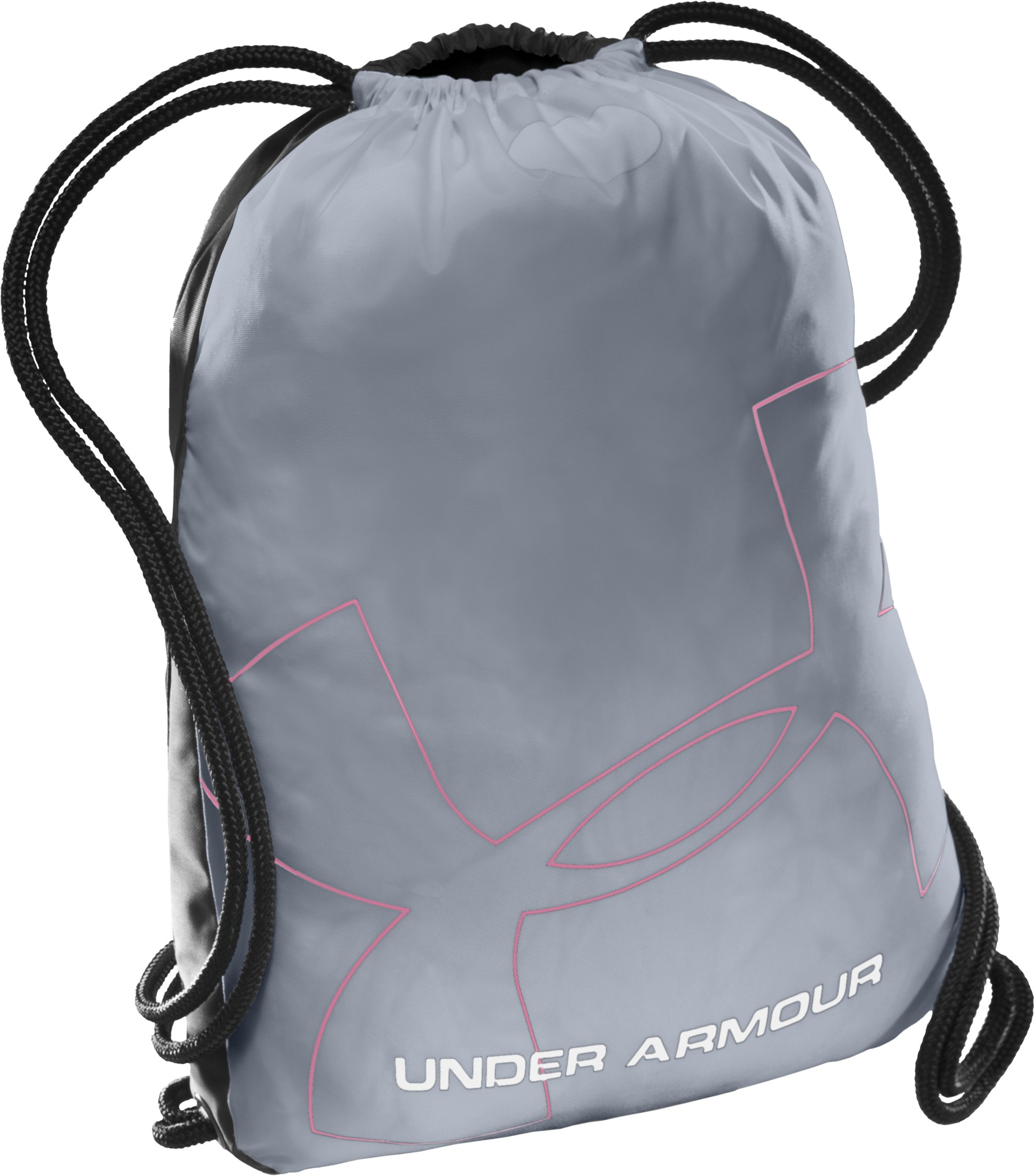 UA Dauntless Sackpack, True Pink