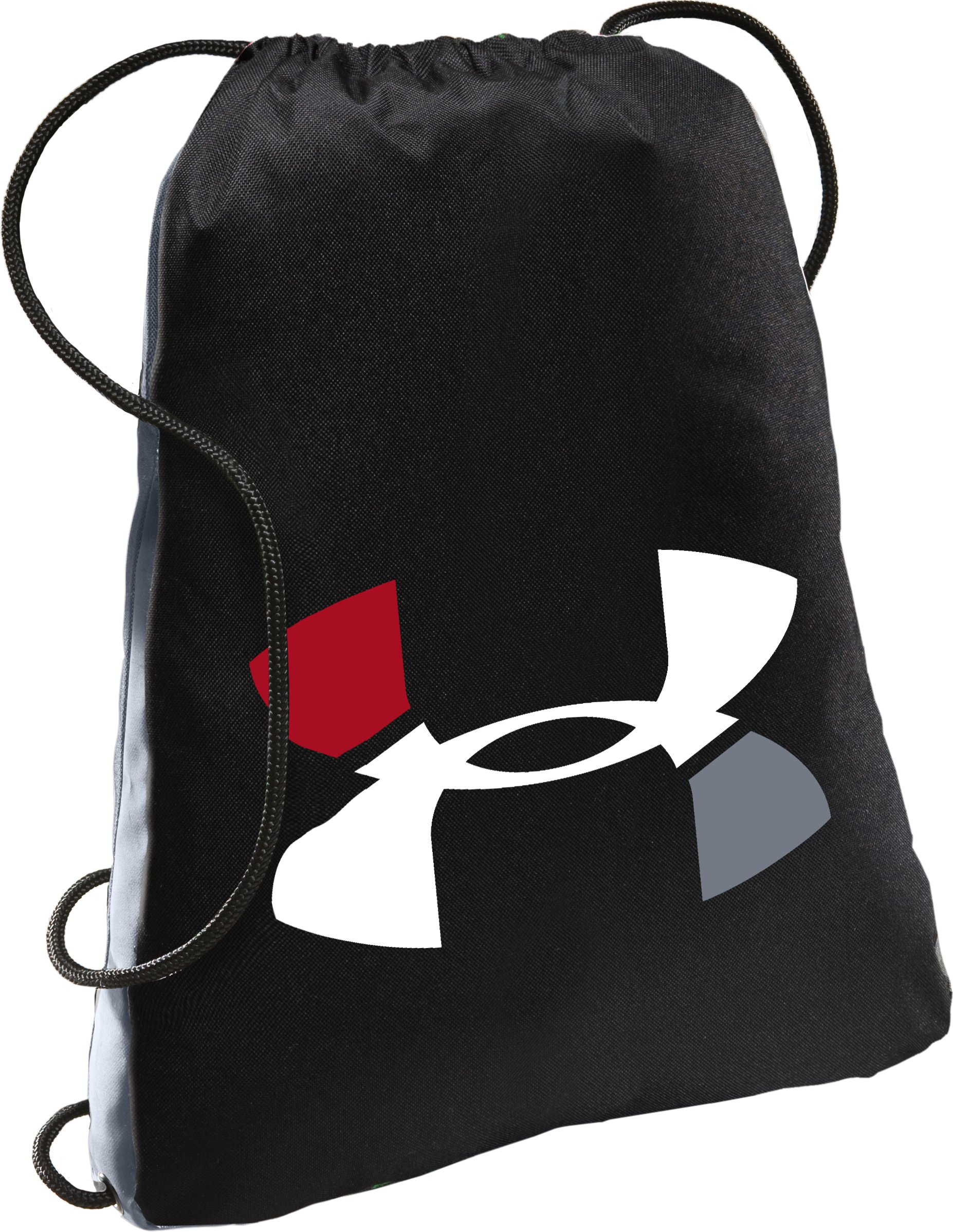 UA Tyro Courage Sackpack, Black , zoomed image