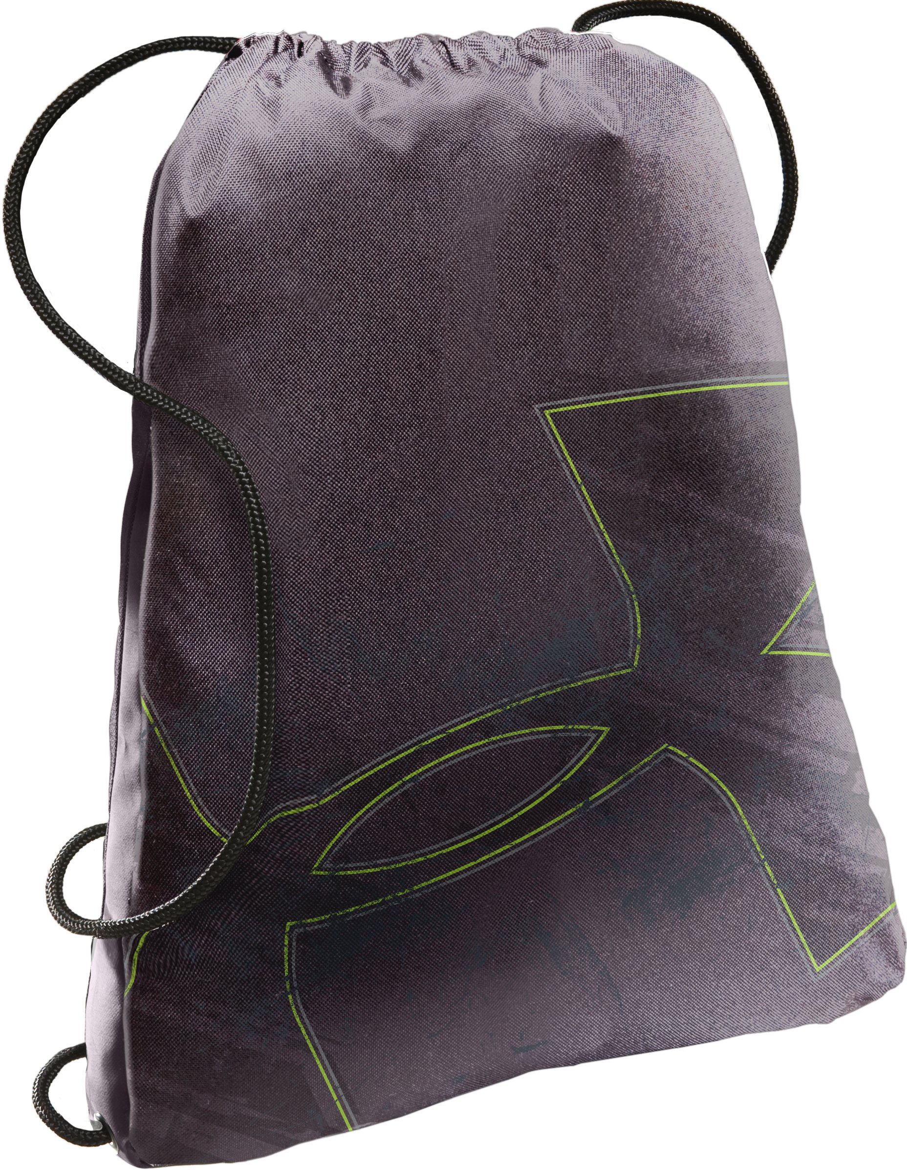 UA Tyro Courage Sackpack, Charcoal, zoomed image
