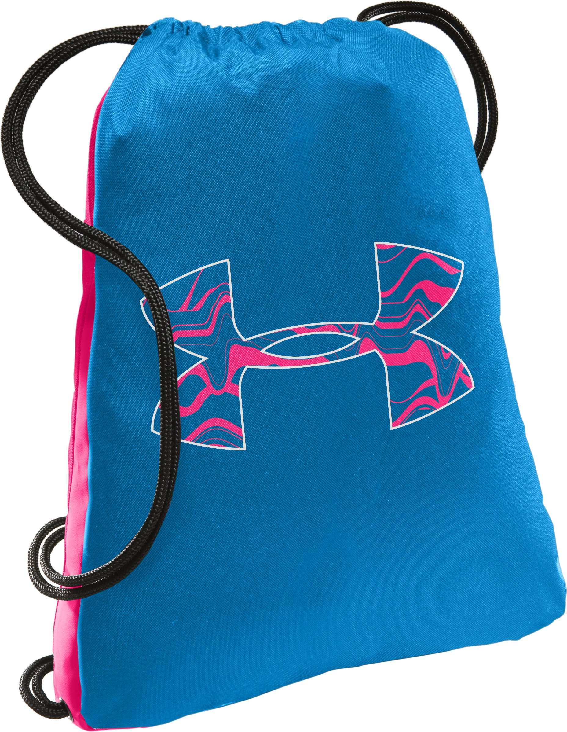 UA Tyro Courage Sackpack, Pool