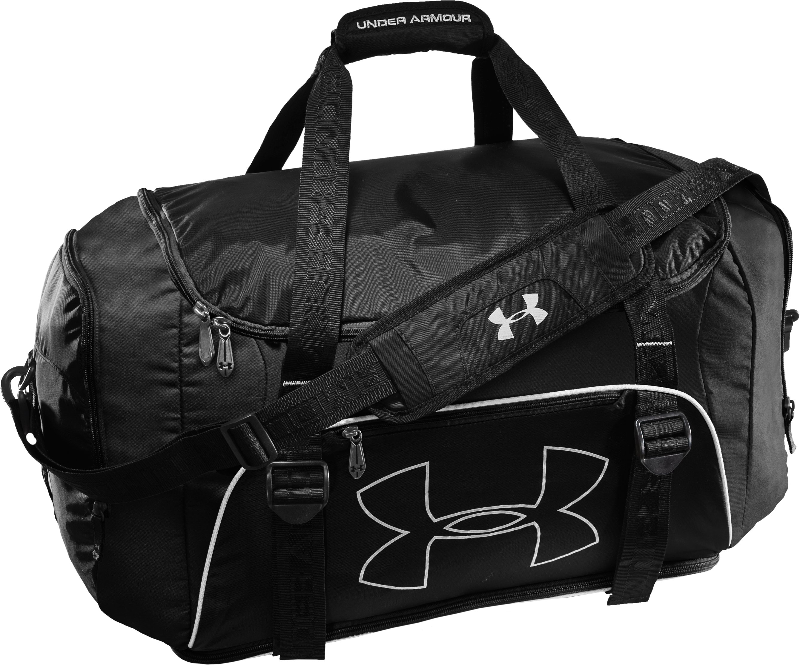 Armour Select® Duffel Bag, Black