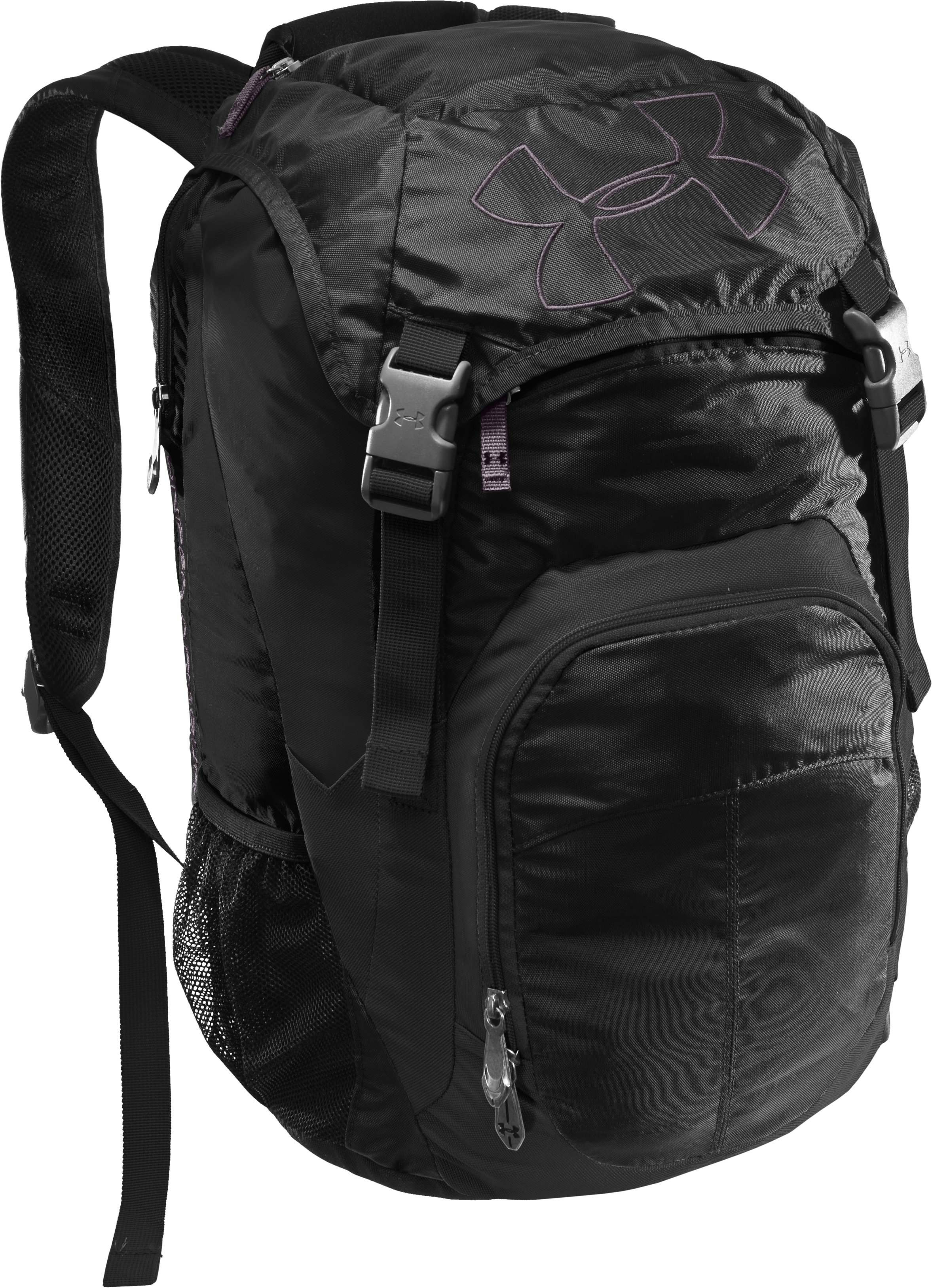 Armour Select® Backpack, Black , zoomed image