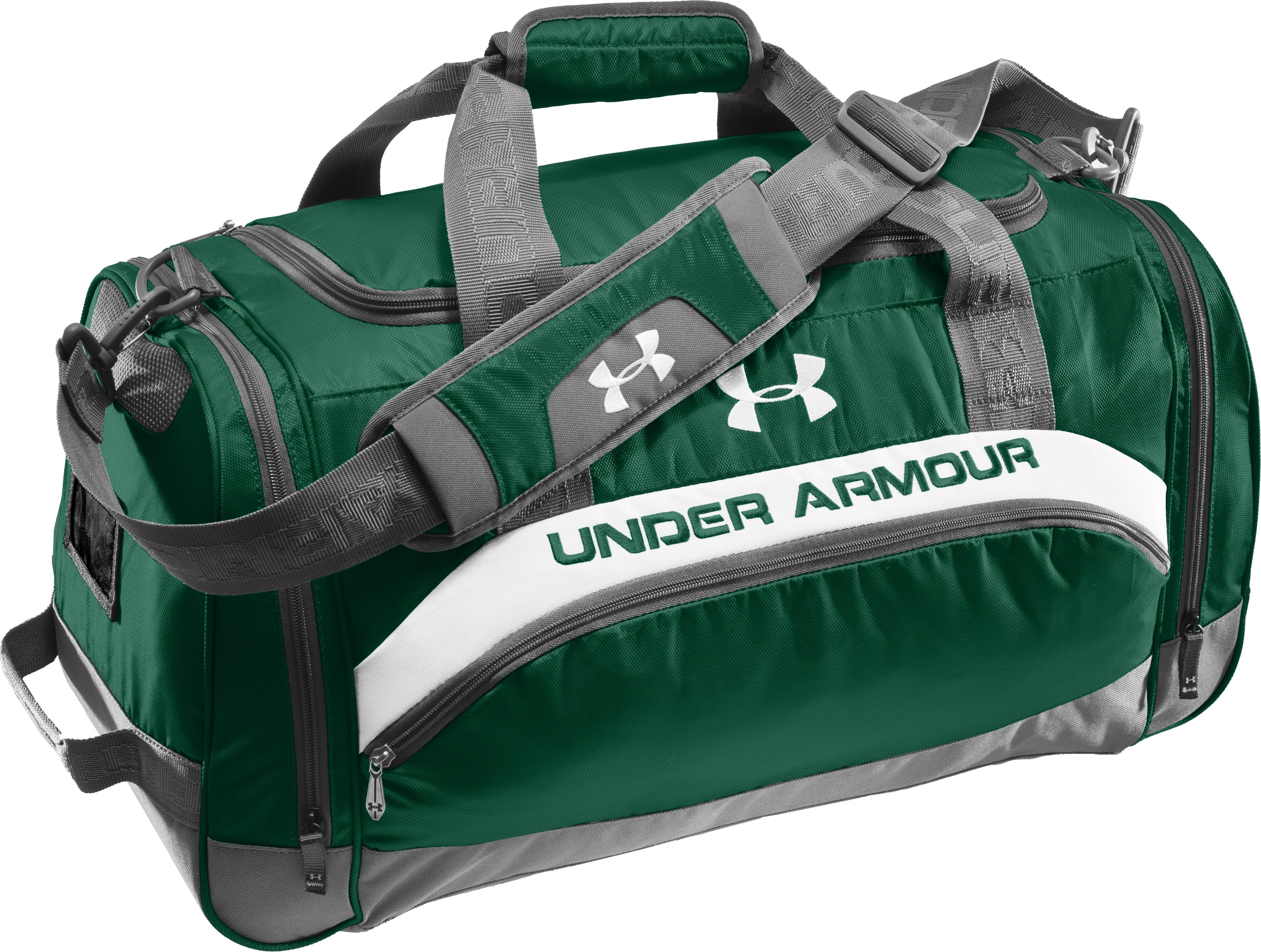 PTH® Victory Medium Team Duffle Bag, Forest Green, zoomed image