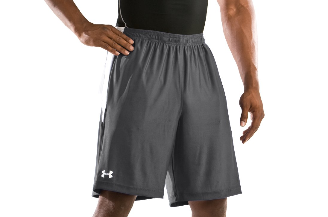Men's Team Blitz II Short, Graphite, undefined