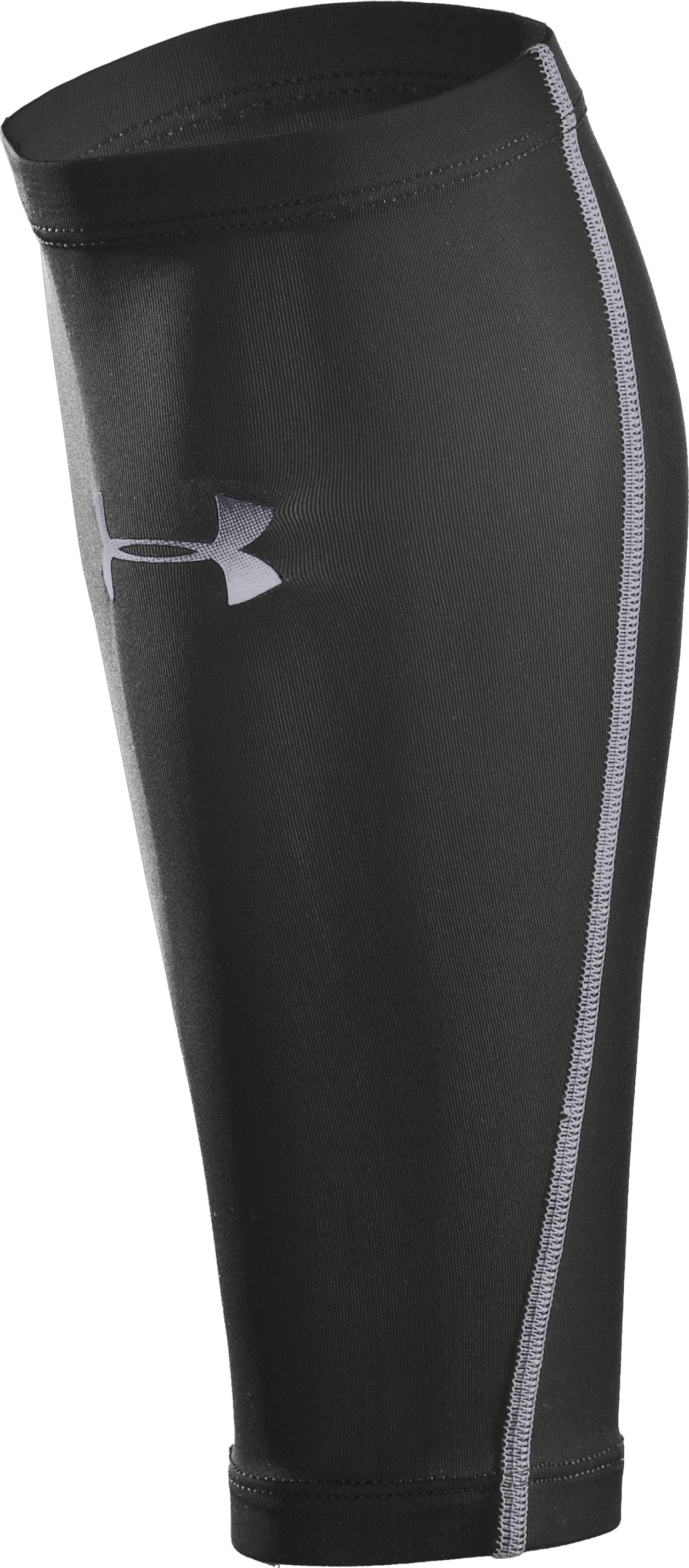 Compression Calf Sleeve, Black , zoomed image