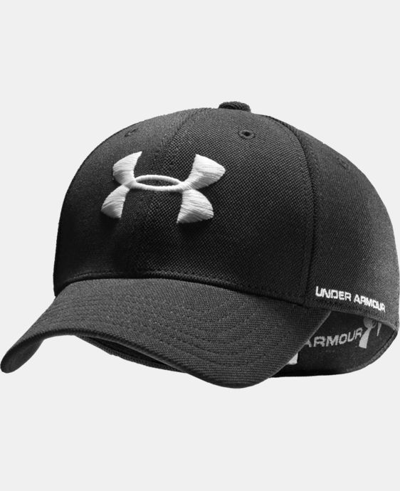 Men's Armour® Stretch Fit Cap LIMITED TIME: FREE SHIPPING 1 Color $18.99