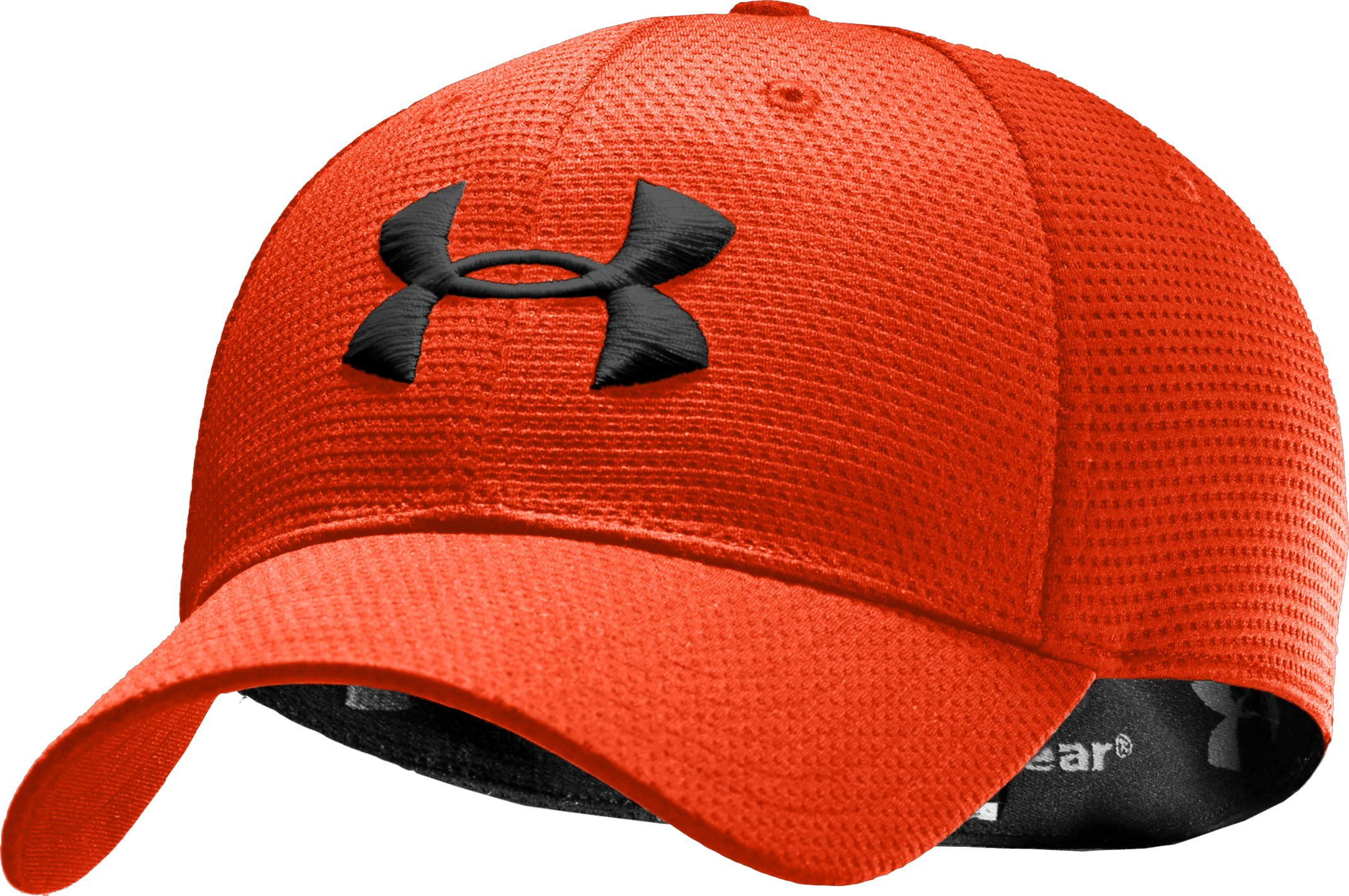 Men's UA Blitzing Stretch Fit Cap, Explosive