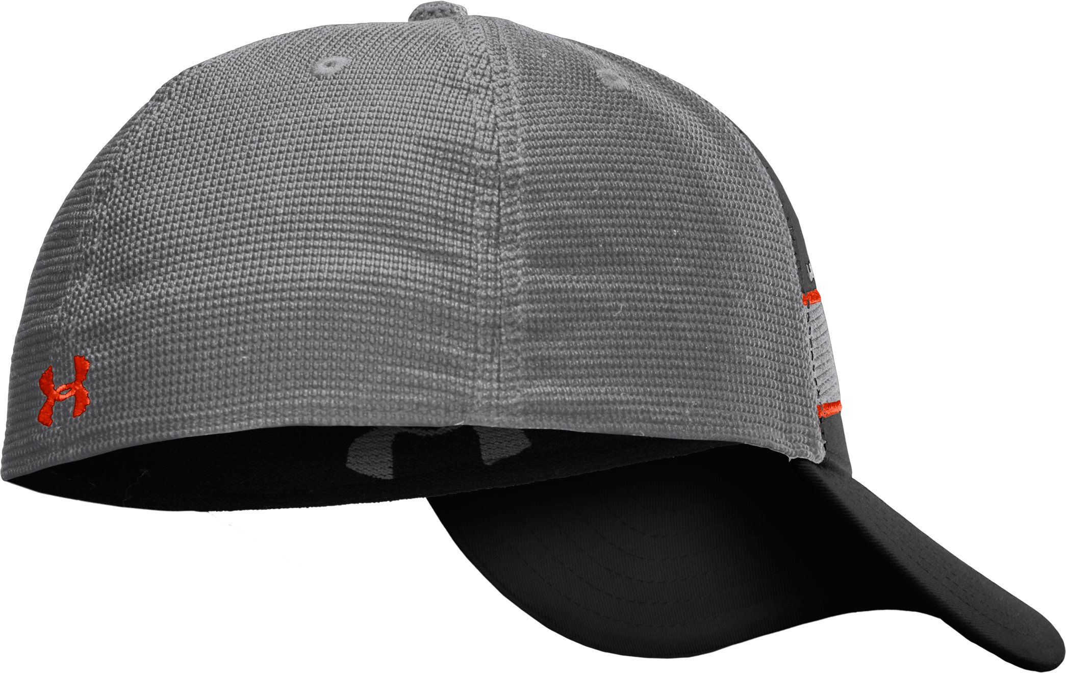 Men's Dauntless Stretch Fit Cap, Black