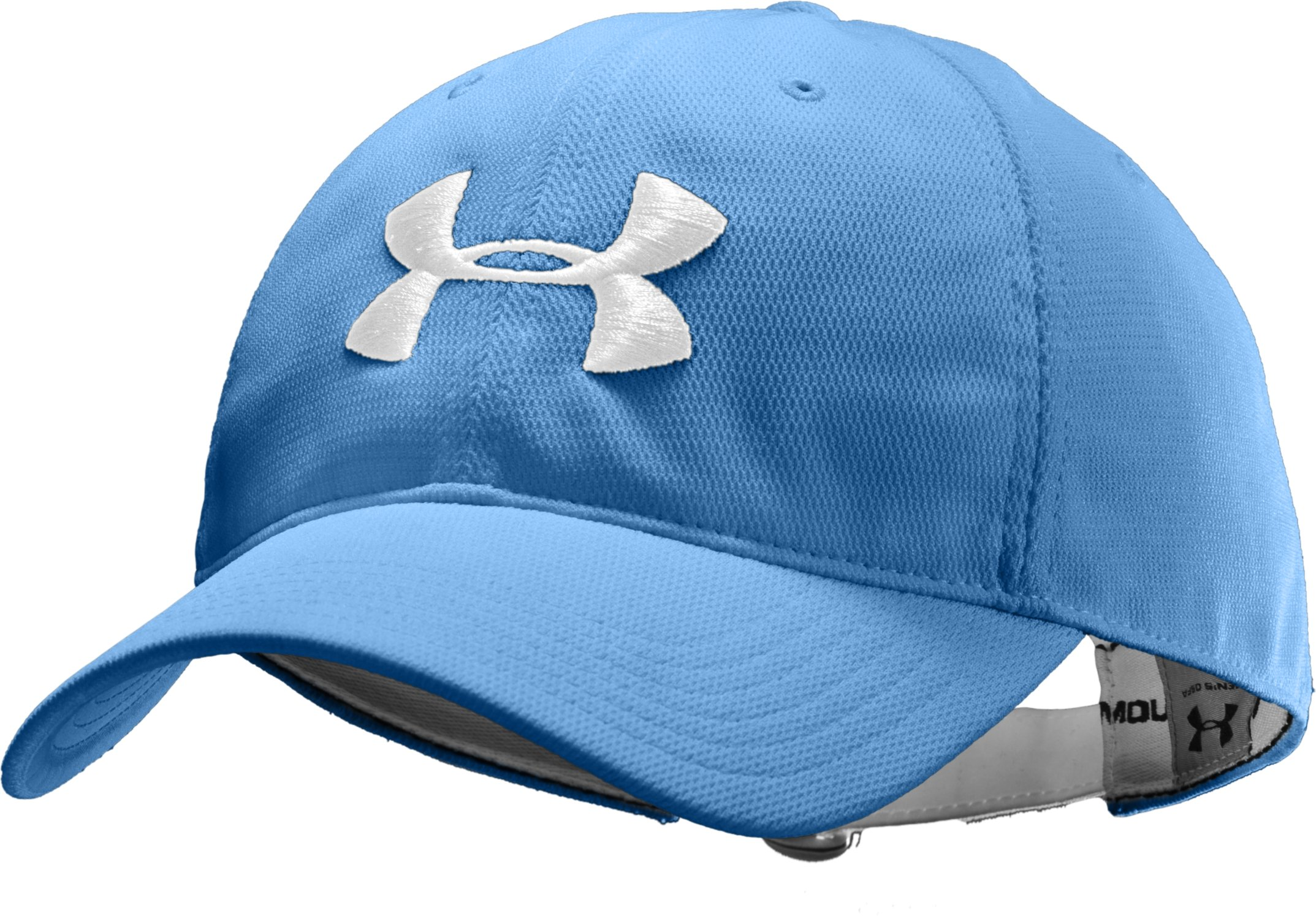 Men's UA Classic Adjustable Cap, Carolina Blue,