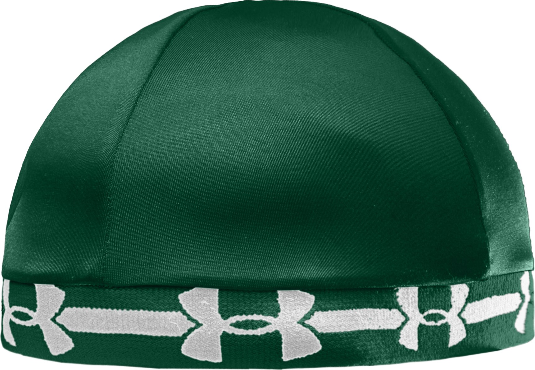 Men's UA Solid Skullcap, Forest Green
