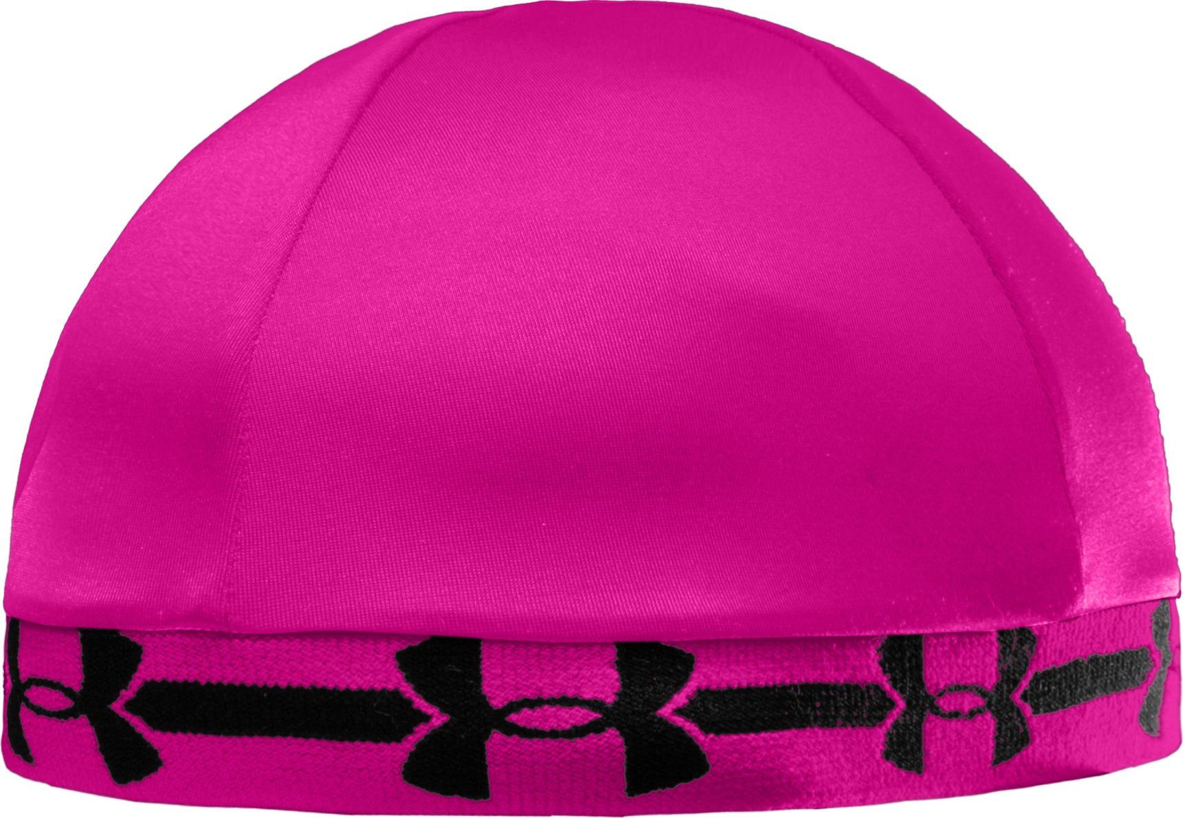 Men's UA Solid Skullcap, Tropic Pink, zoomed image