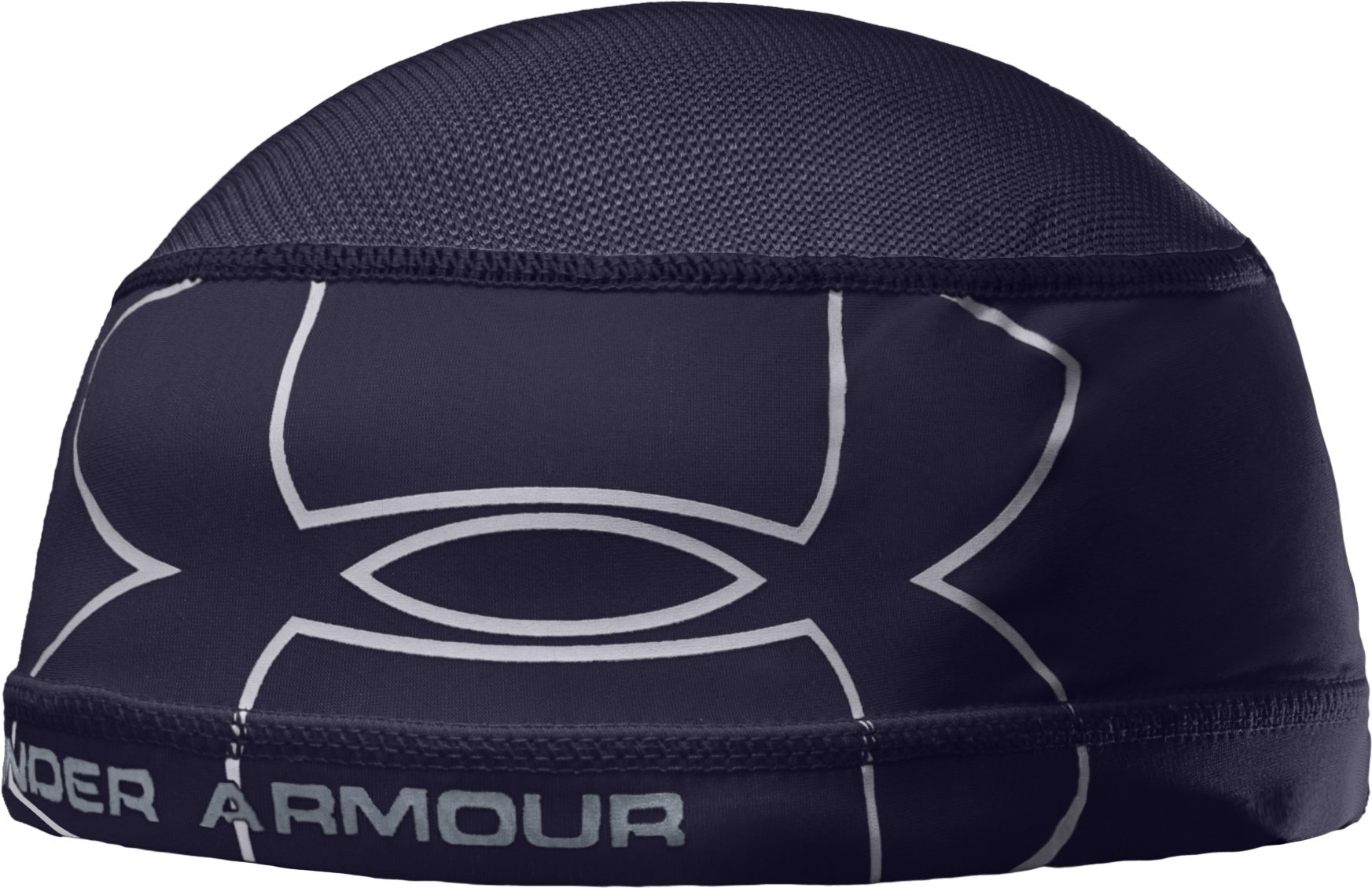 Men's UA Mesh Skullcap, Midnight Navy, zoomed image