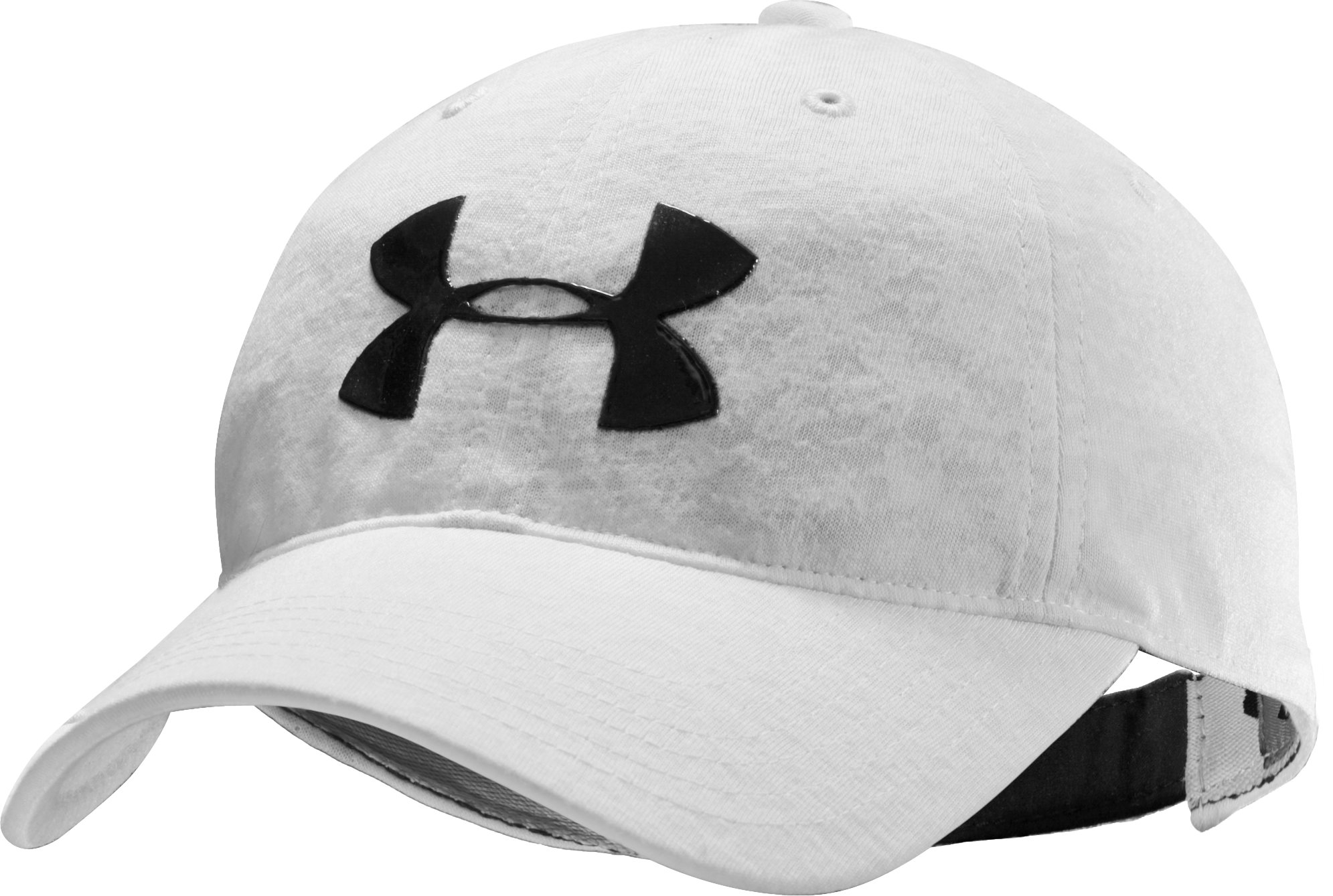 Women's Undeniable® Adjustable Cap, White, zoomed image