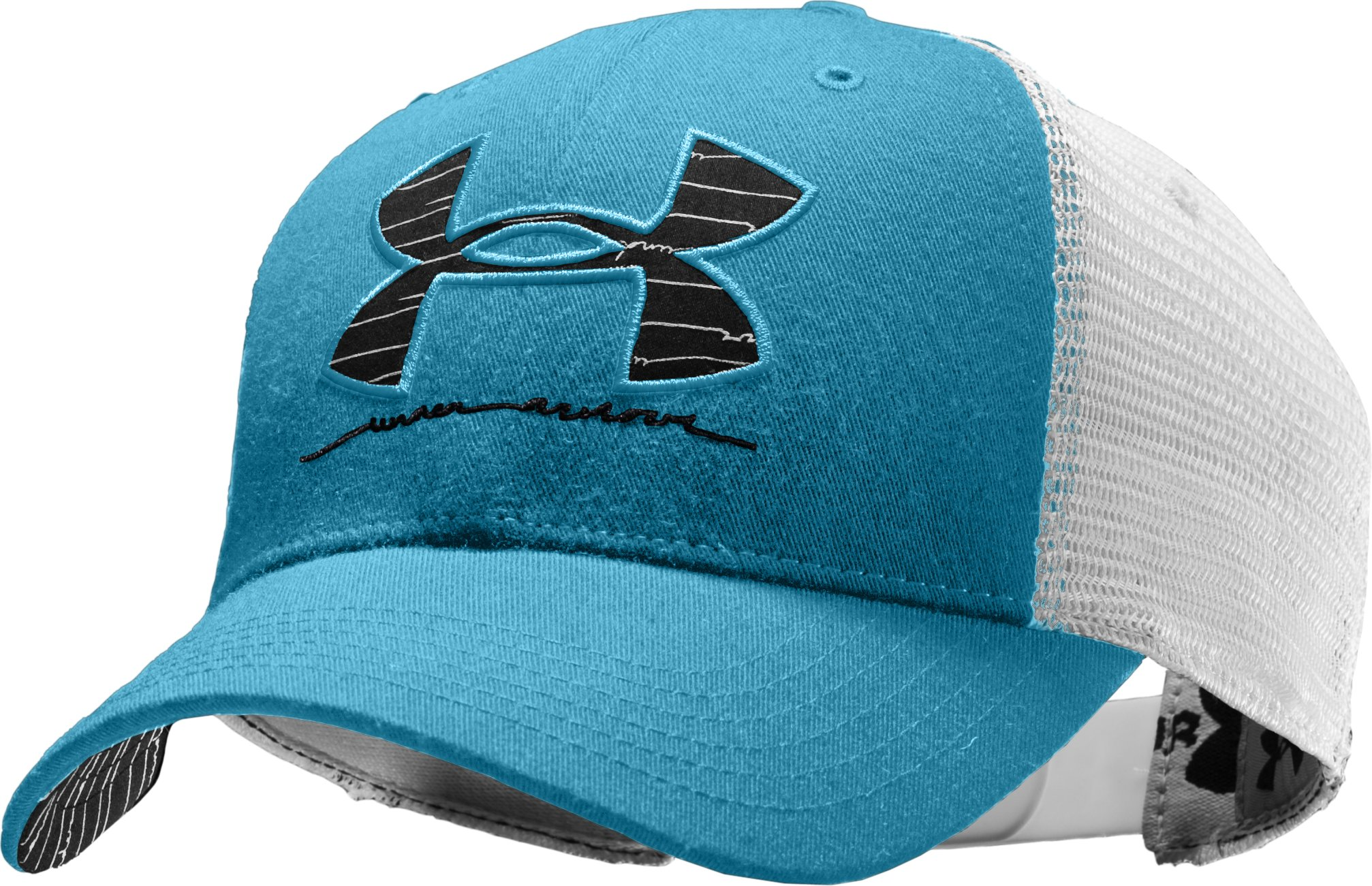 Women's UA Ultimate Trucker Cap, Escape