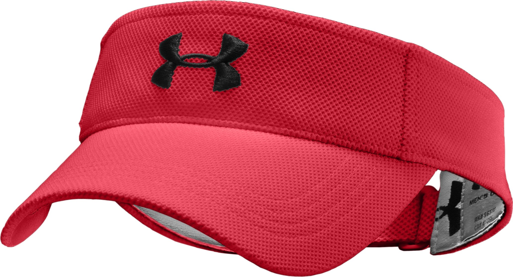 Boys' Audible Adjustable Visor, Red