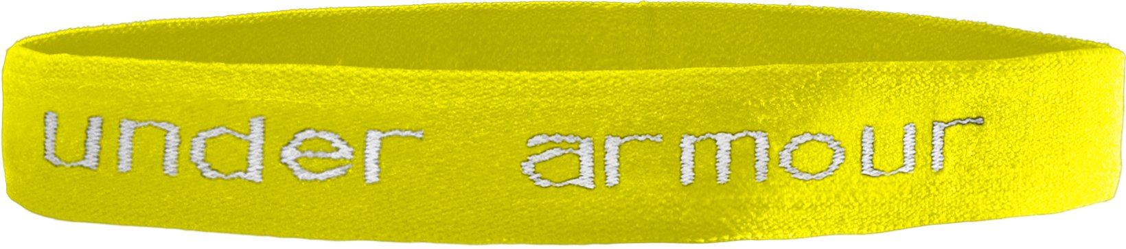 "Women's UA 1"" Skill Headband, Sunbleached"