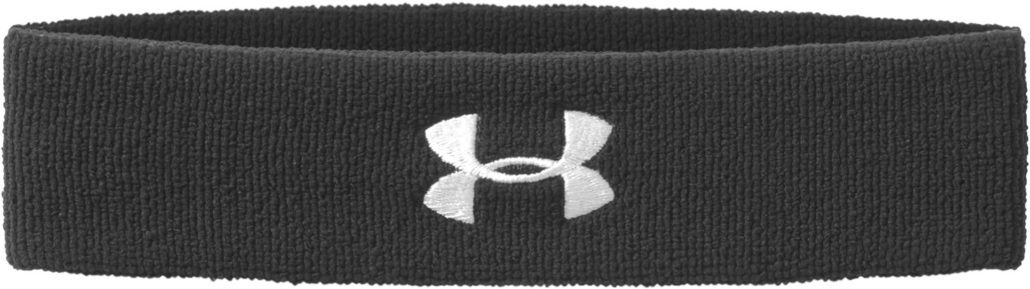 UA Performance Headband, Black , zoomed image