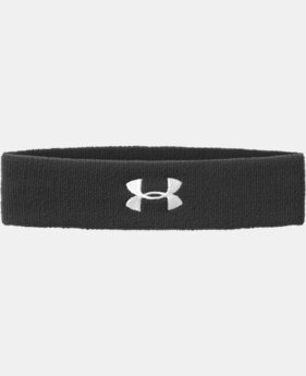 UA Performance Headband  3 Colors $4.99