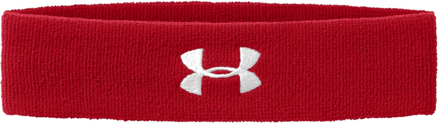 UA Performance Headband, Red