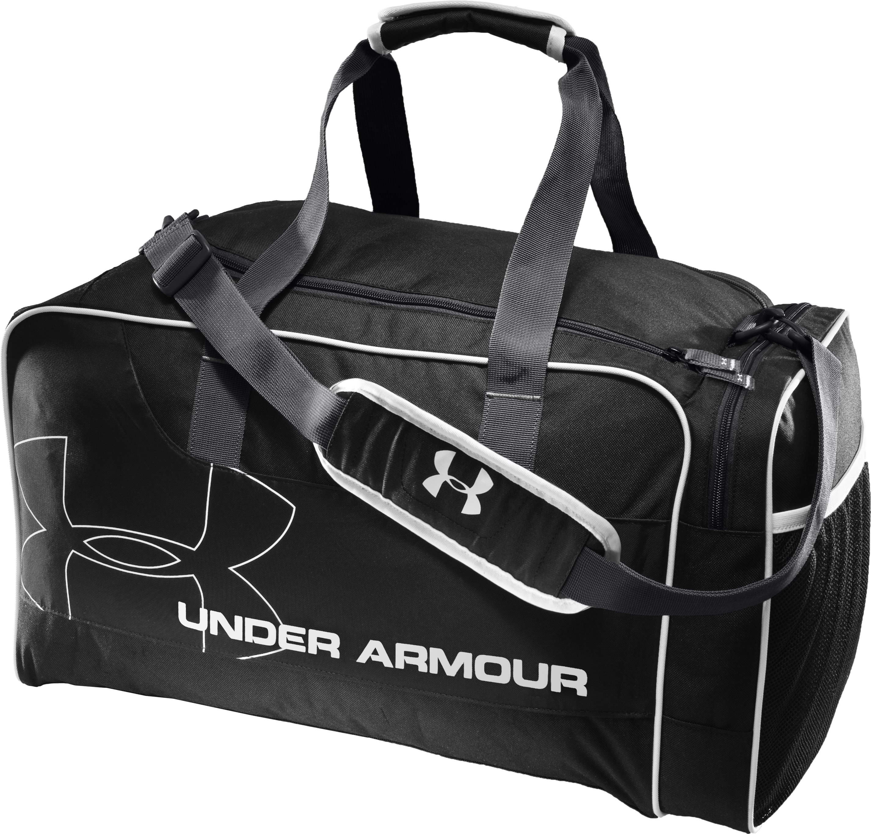 UA Dauntless Duffle Bag, Black