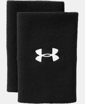 "6"" UA Performance Wristband  1 Color $9.99"