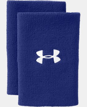 "6"" UA Performance Wristband  4 Colors $9.99"