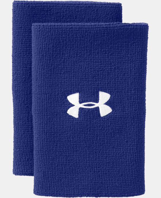 "6"" UA Performance Wristband  5 Colors $9.99"
