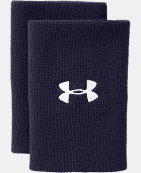 "6"" UA Performance Wristband  1 Color $8.99"