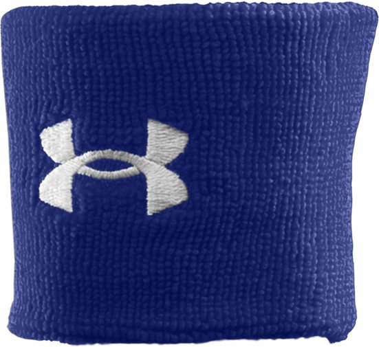 "3"" UA Performance Wristband, Royal, undefined"