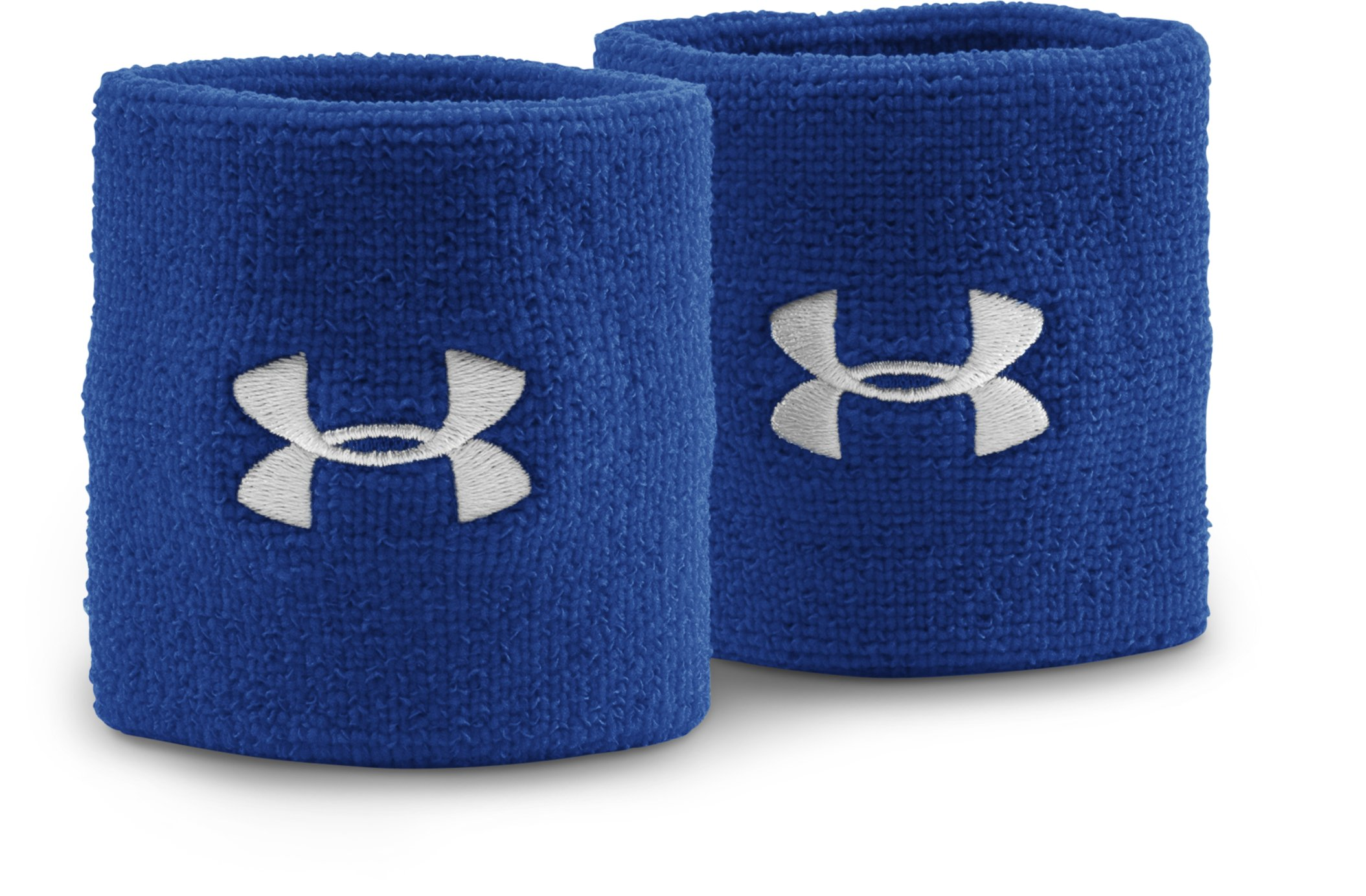 "3"" UA Performance Wristband, Royal"