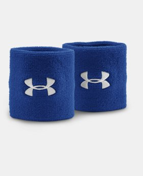 "3"" UA Performance Wristband  1 Color $4.49"