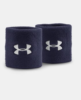 "3"" UA Performance Wristband  1 Color $4.99 to $5.99"