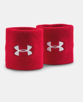 "3"" UA Performance Wristband  1 Color $5.99 to $7.99"