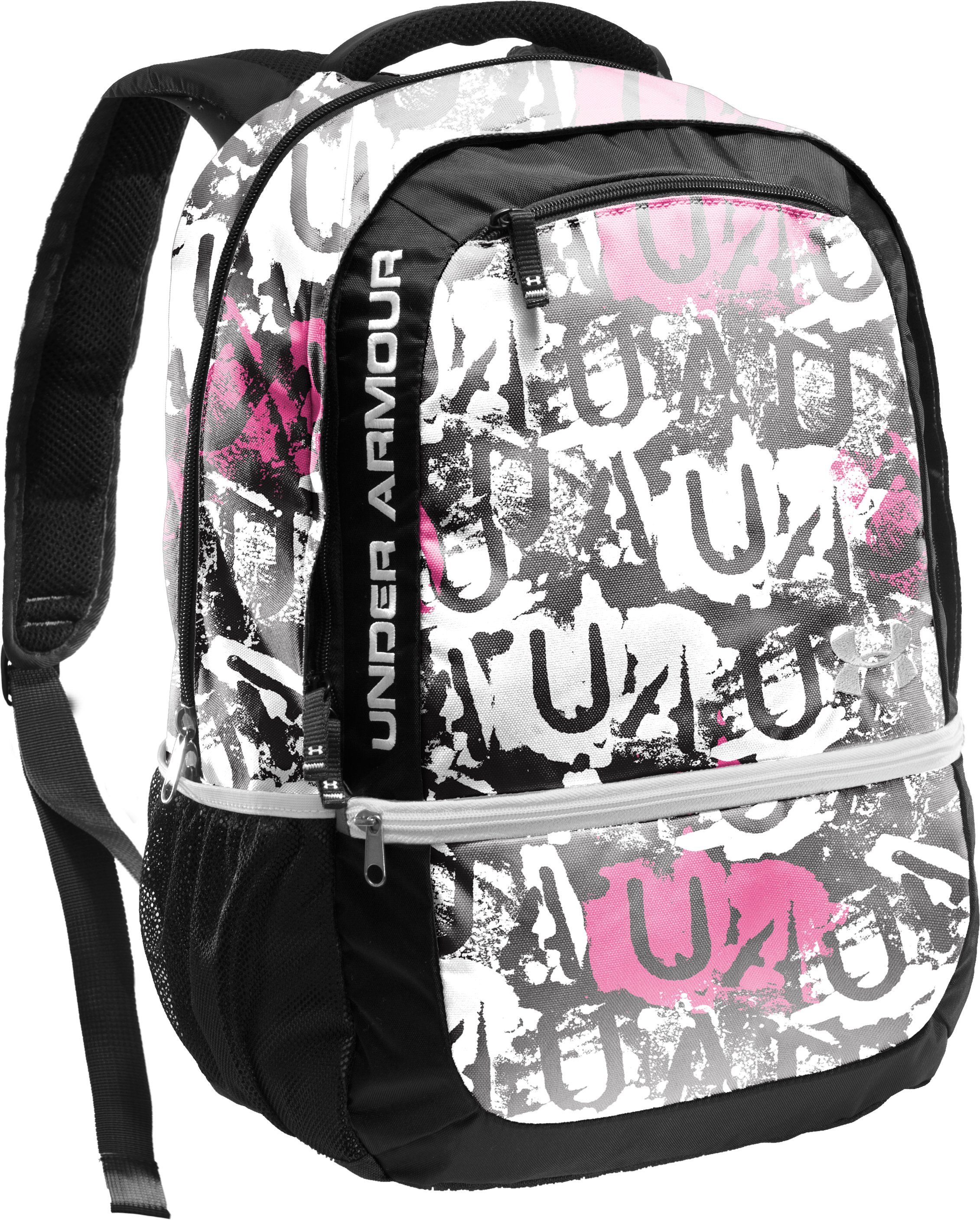 UA Rage Backpack, Black , zoomed image