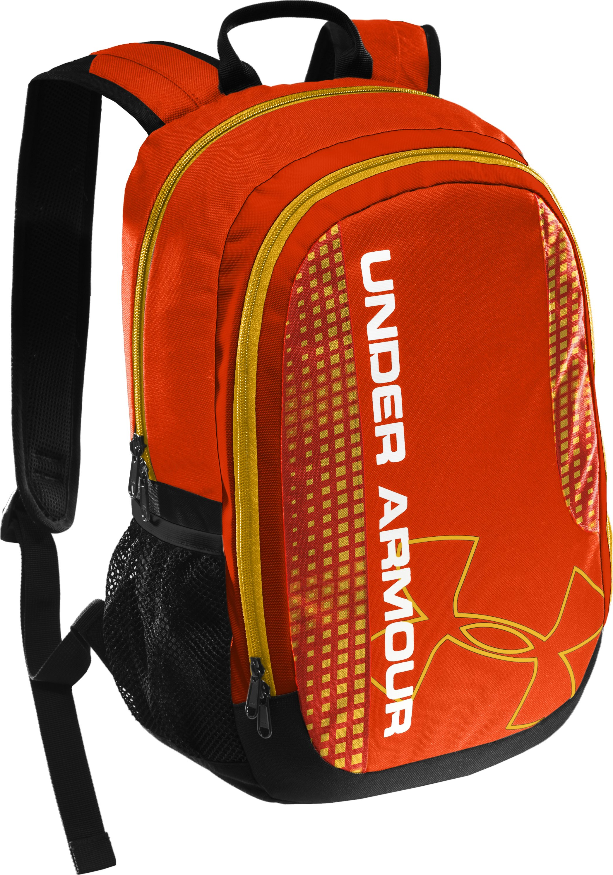 Dauntless Backpack, Dark Orange, zoomed image