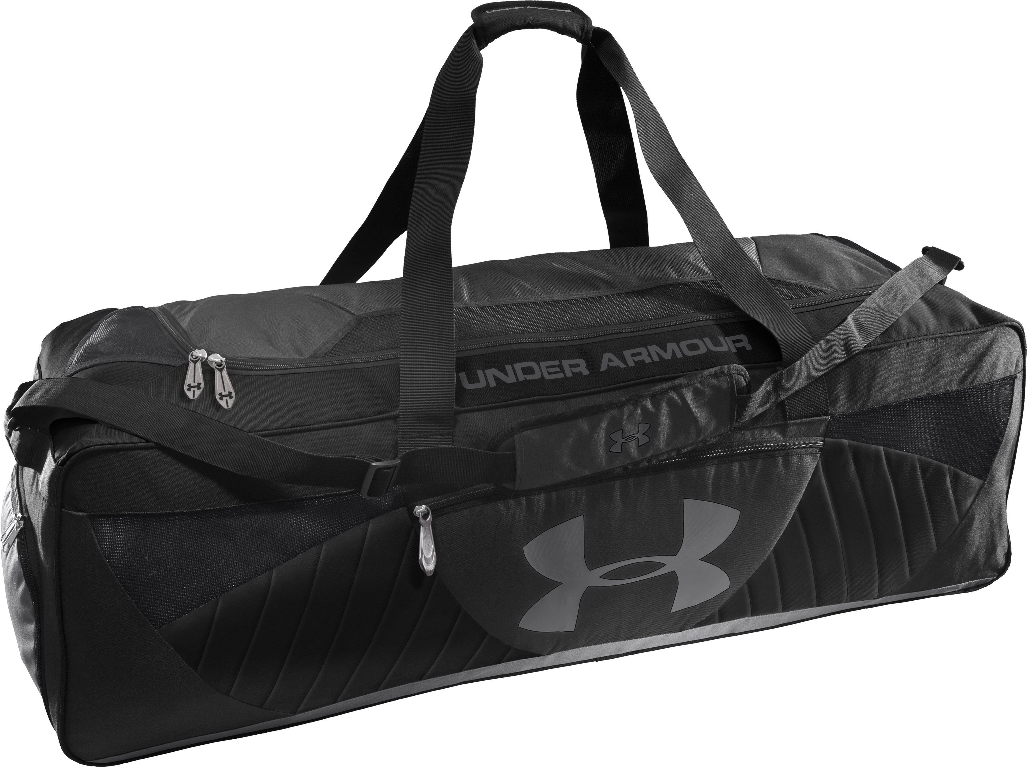 UA Juke Lax Duffel Bag, Black , zoomed image