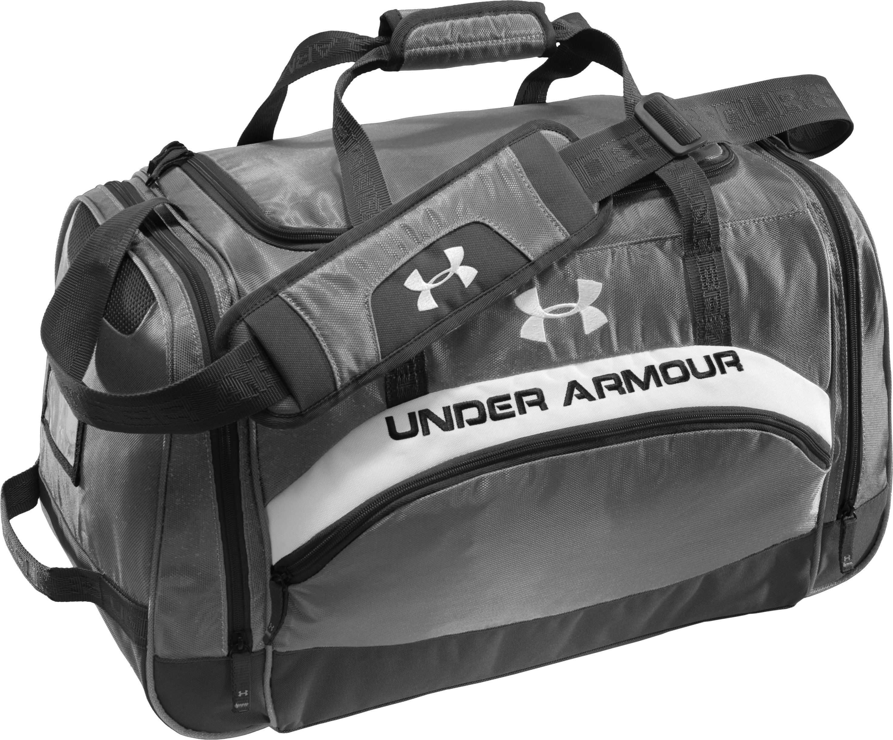 PTH® Victory Small Team Duffel Bag, Graphite, zoomed image