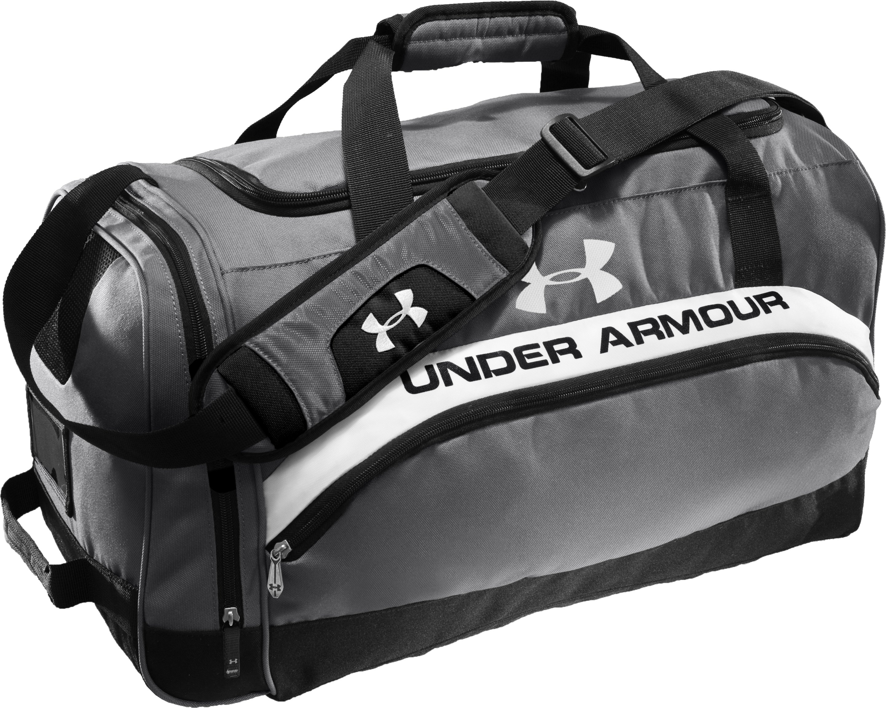 PTH® Victory Large Team Duffle Bag, Graphite, zoomed image