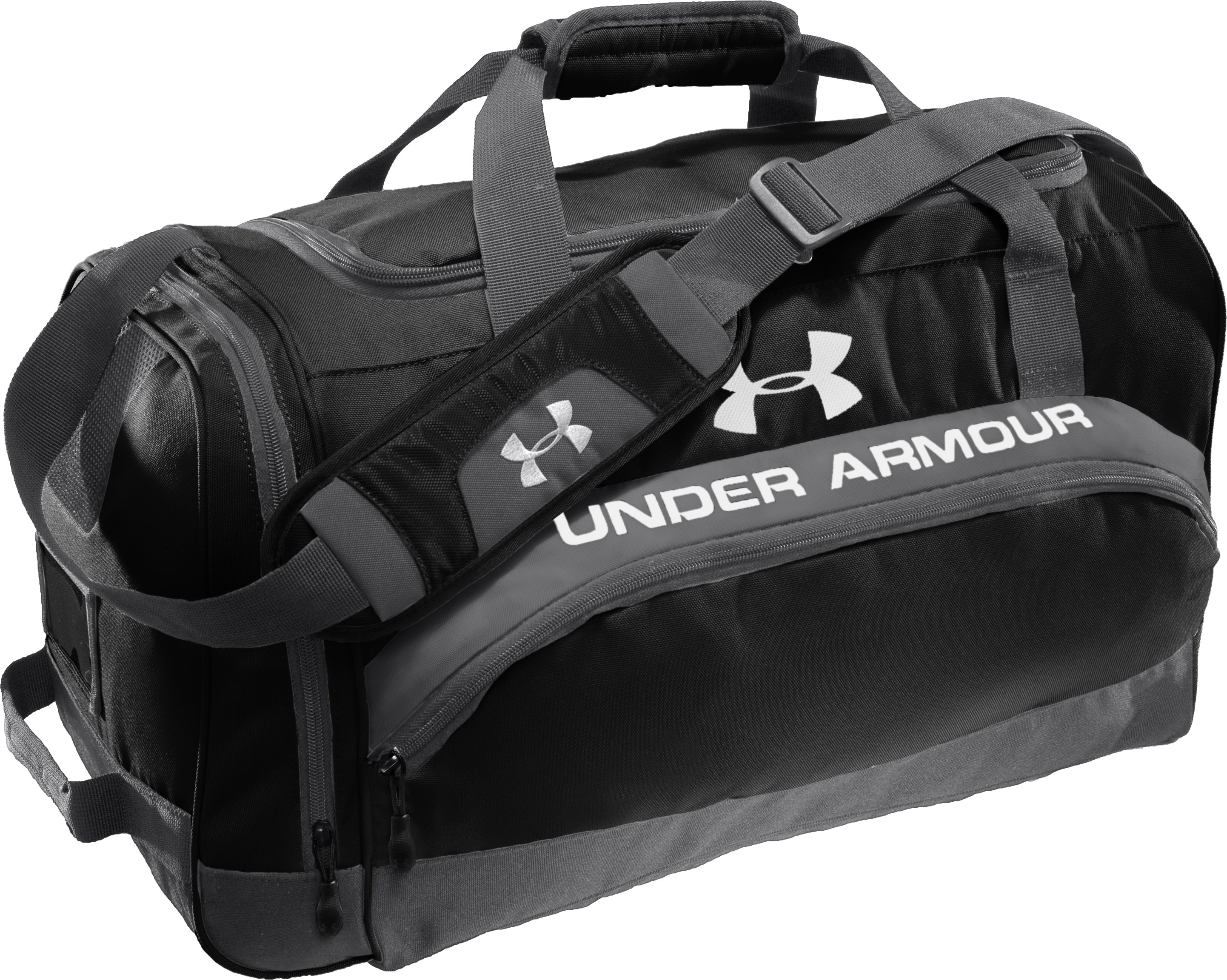 PTH® Victory X-Large Team Duffle Bag, Black , zoomed image