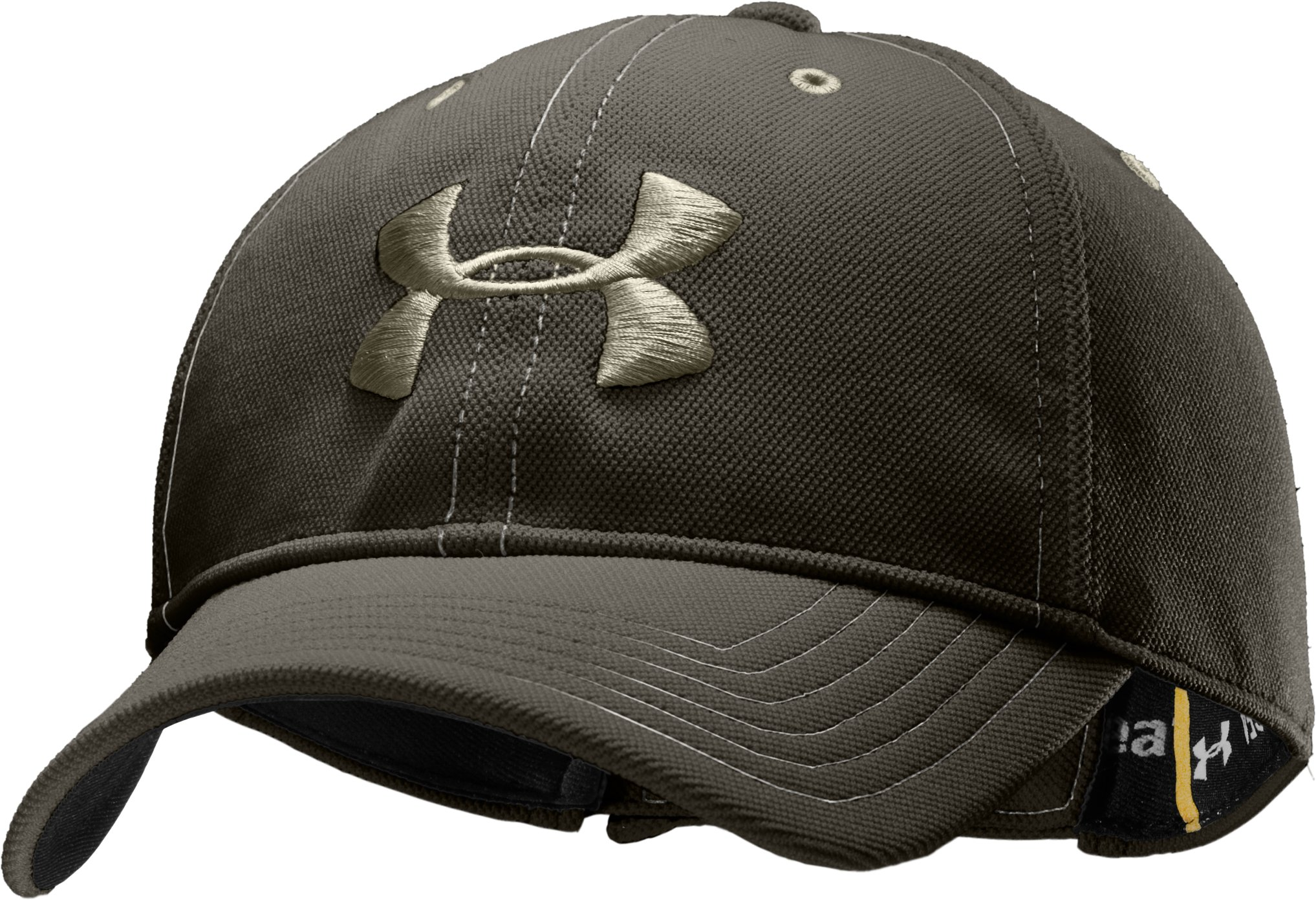 Men's UA Belay Cap, Rifle Green