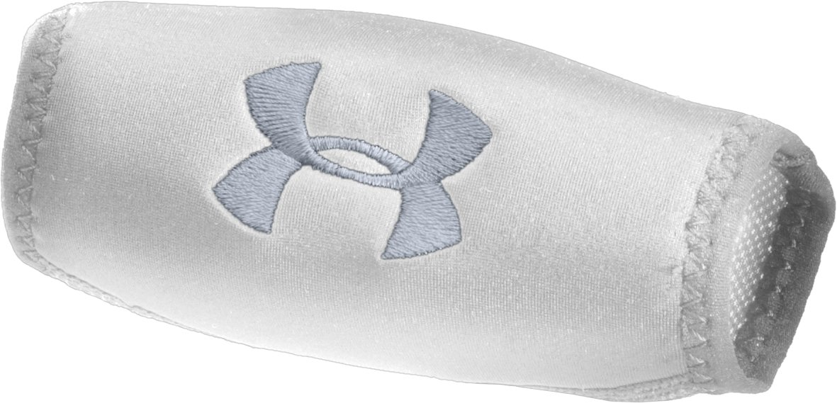 UA Chin Pad, White, zoomed image