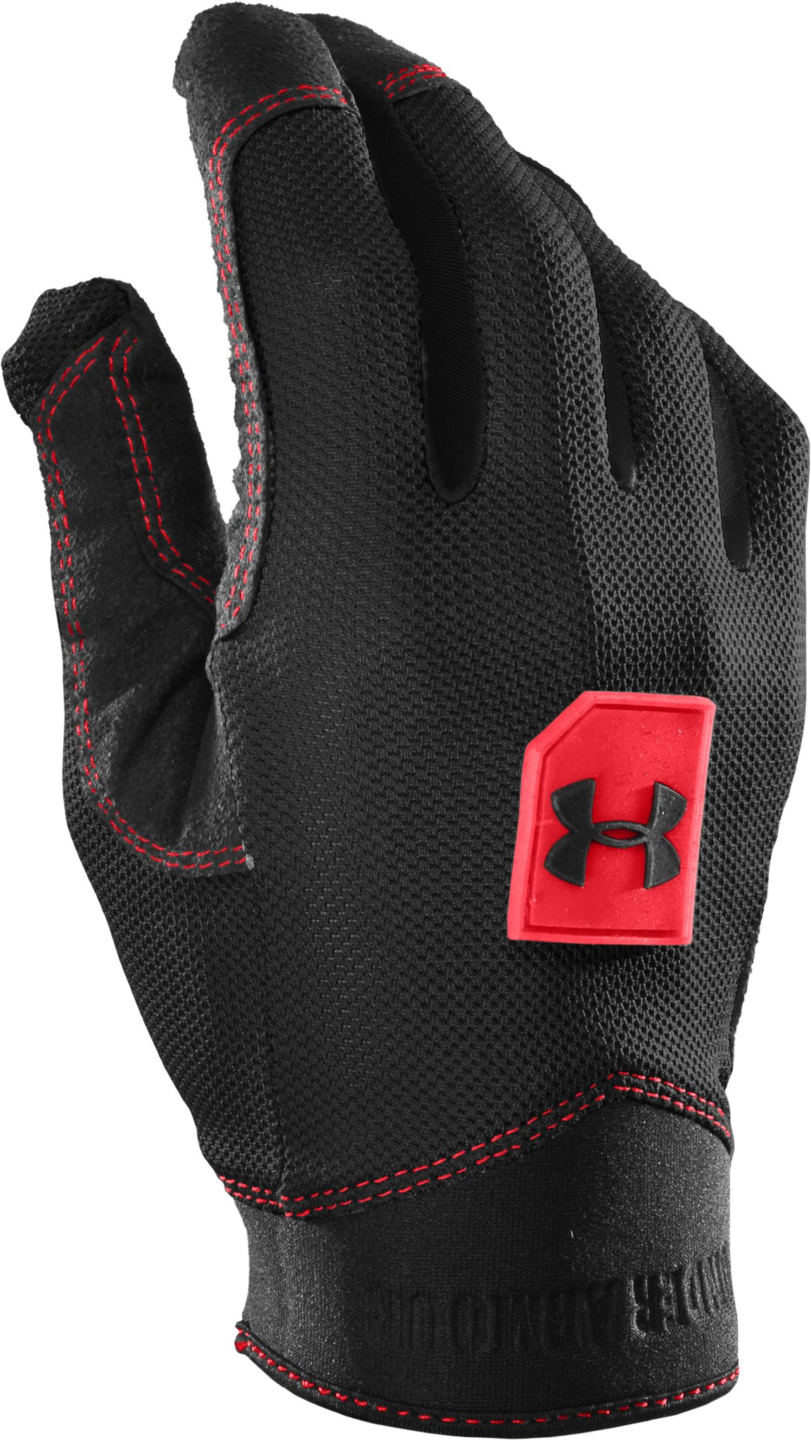 Ventilator Gloves, Black , undefined
