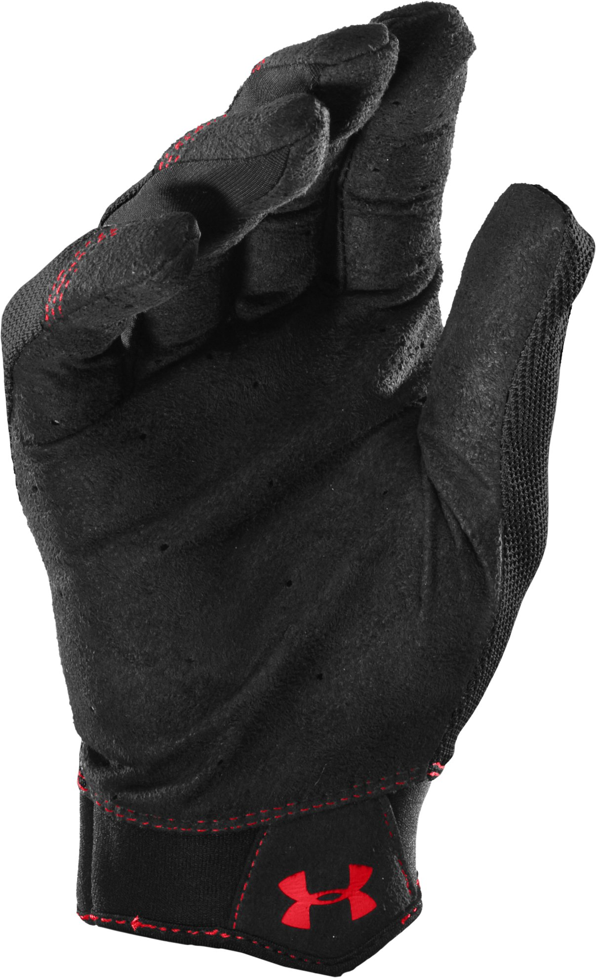 Ventilator Gloves, Black